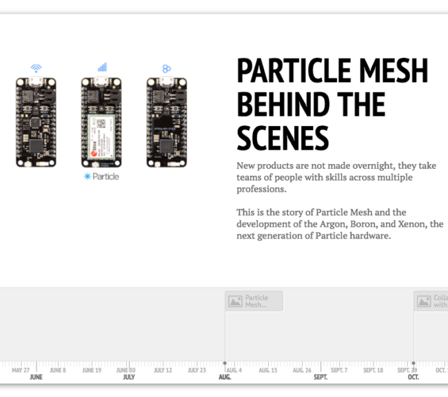 How to build a wireless mesh network – Particle Blog