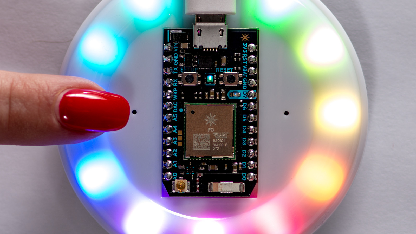 Heads up – WS2812B NeoPixels are about to change! – Particle