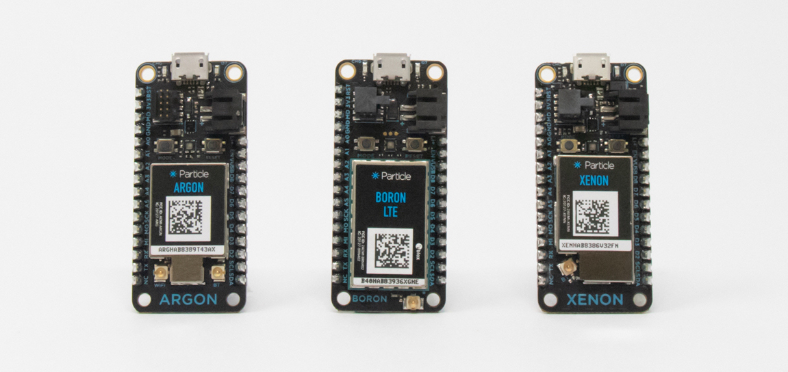 IoT Project, Development Kit, Particle