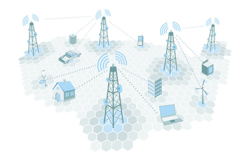 5G and IoT, Cellular Network, Cellular Offering, Particle