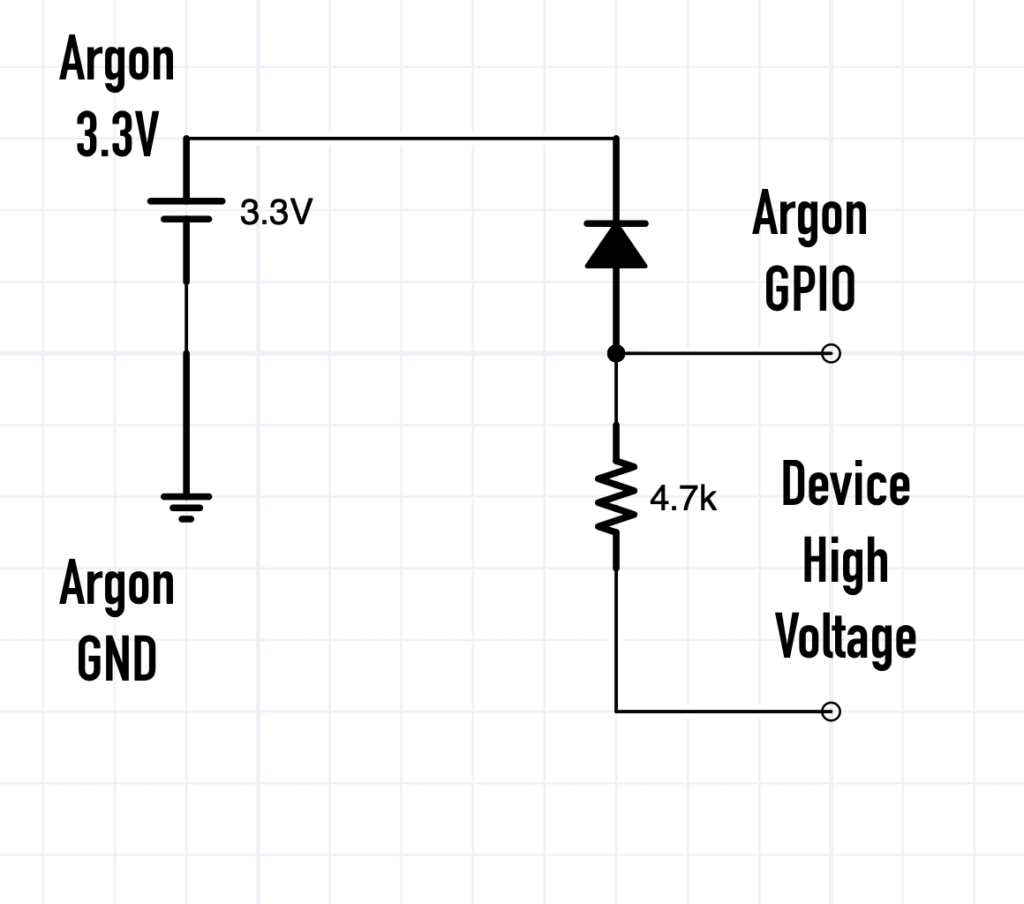 <b>Note:</b> your device may differ from the one we modified, and may require a different circuit.